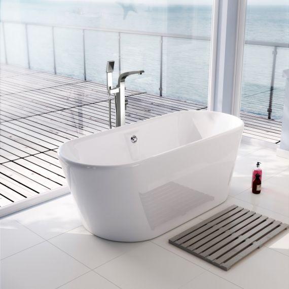 Pura Essence 1700 x 690mm Freestanding Bath