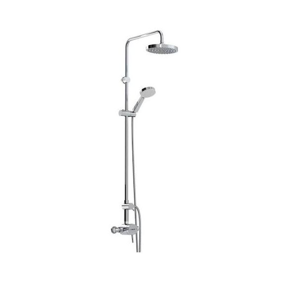 Bristan Prism Exposed Sequential Shower PM2 SQSHXDIV C