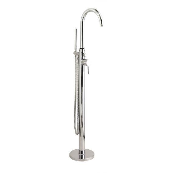 Tec Floor Standing Bath Shower Mixer