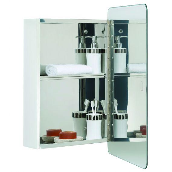 RAK Uno Stainless Steel 660x460 Cabinet
