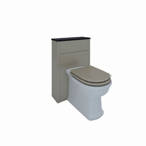 RAK-Washington 550mm WC Unit in Cappucino