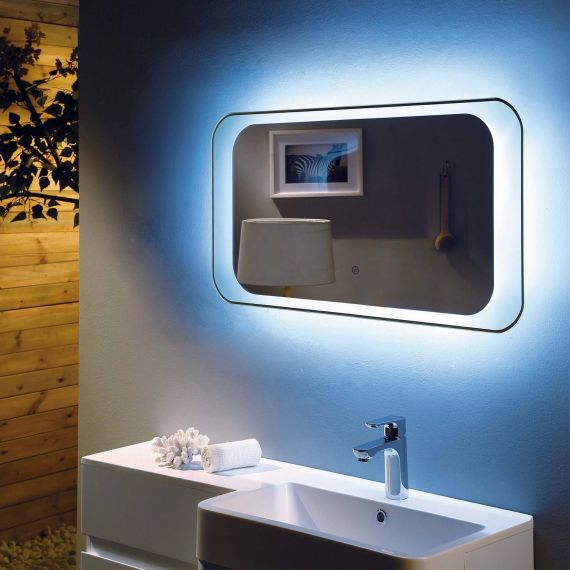 RAK Harmony LED Mirror 900 x 500 x 40 RAKHAR5002