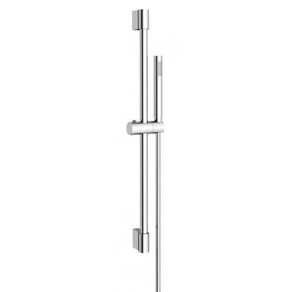 RAK Stainless Steel Single Fucntion Slide Rail Kit in Chrome (Excluding Wall Outlet)