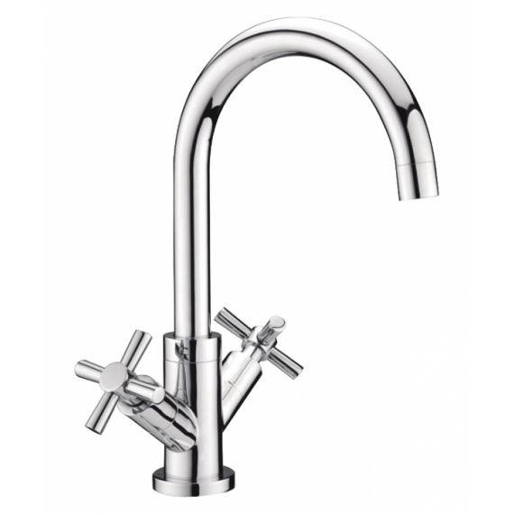 Cross Head Kitchen Sink Mixer RAKKIT002