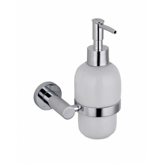 RAK Ceramics Sphere Soap Dispenser and Holder