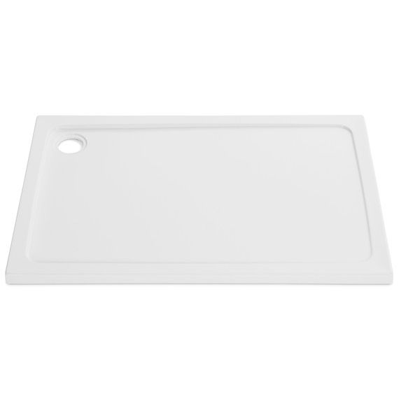 Shower Tray 45mm Low Profile 1000x800