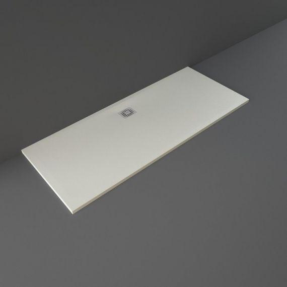 RAK-Feeling Bathtub Replacement Shower Tray RAK Solid Greige (505) 90x170 cm