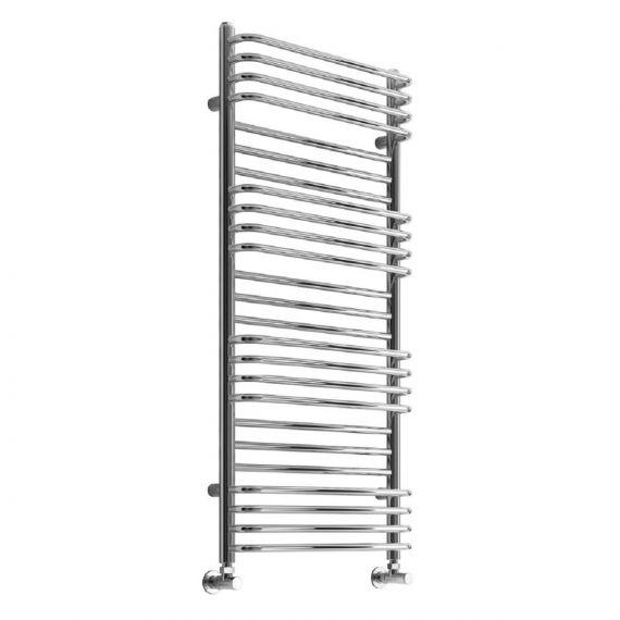 Reina Marco Chrome Designer Towel Rail 1100 x 500mm