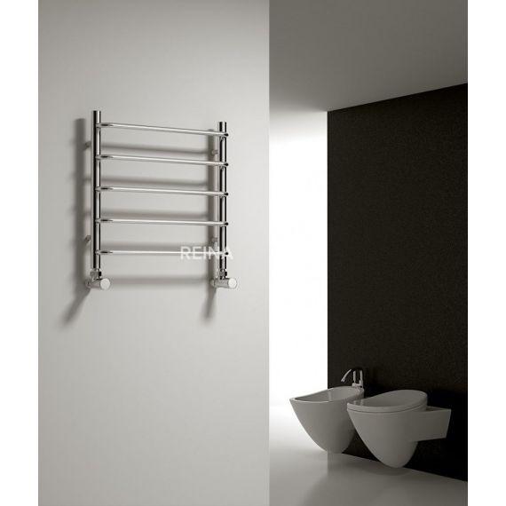 Reina Aliano 500 x 500 Designer Towel Rail RND-ALN5050