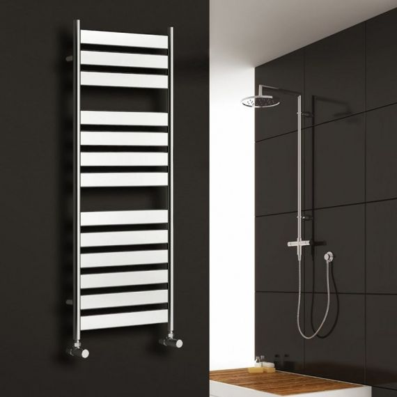 Reina Carpi Chrome Radiator 950mm x 500mm RND-CRP5095