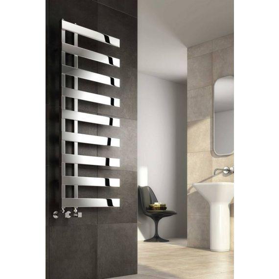 Reina Capelli Designer Heated Towel Rail Polished 1525 x 500mm