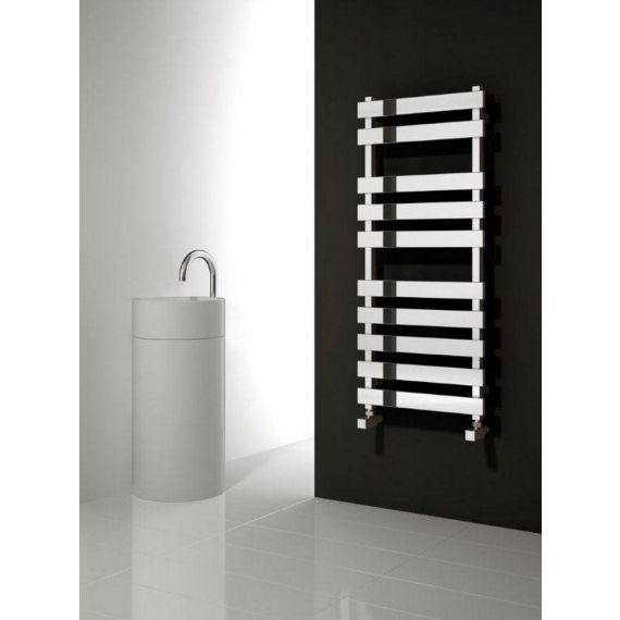 Reina Kreon Designer Heated Towel Rail 780 x 500mm Polished