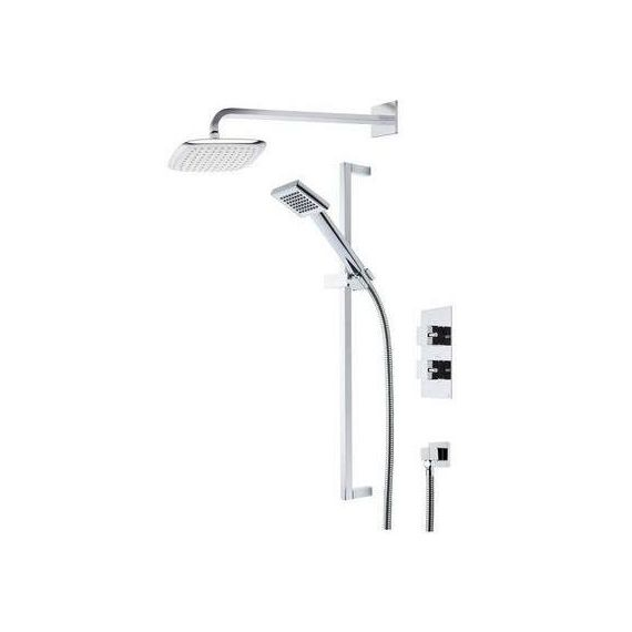 Roper Rhodes Event Square Dual Function With Fixed Shower Head SVSET17