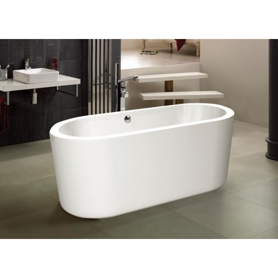 Round Free Standing Bath 1680 x 780 Double Ended Bath