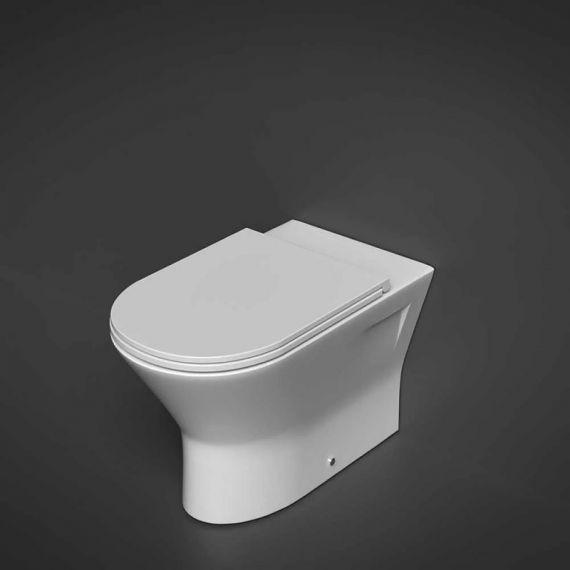 RAK Resort BTW Rimless Pan inc Sandwich Style SC Seat