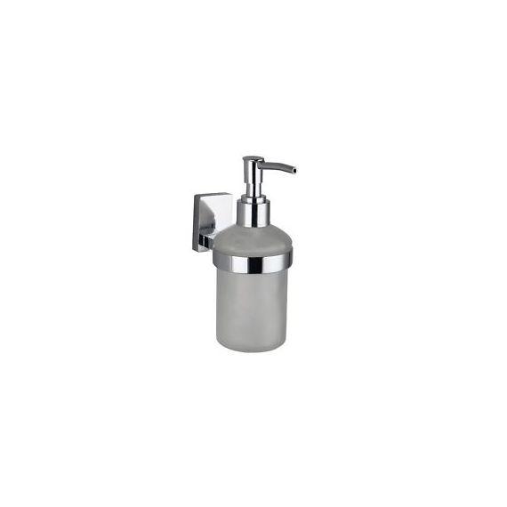 RAK Resort Glass Soap Dispenser And Holder