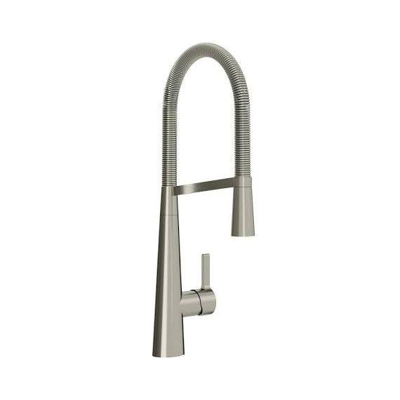 Bristan SFF PROSNK BN Saffron Professional Sink Mixer Brushed Nickel
