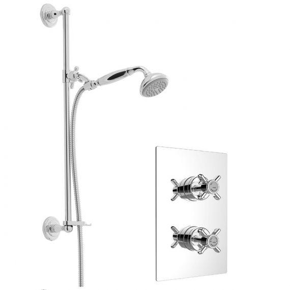 Dawlish Concealed Shower And Kit