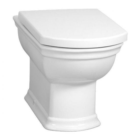 Vitra Serenada Back To Wall Toilet Inc Seat Option