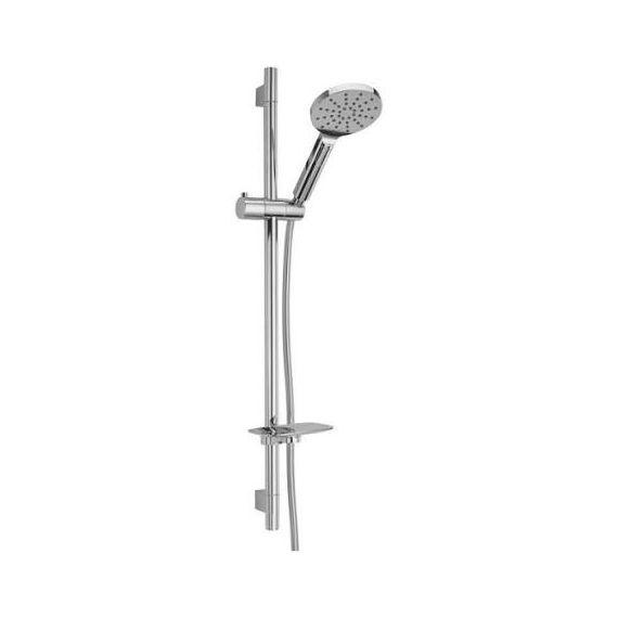 Sagittarius Viareggio Three Function Push Button Shower Slide Rail