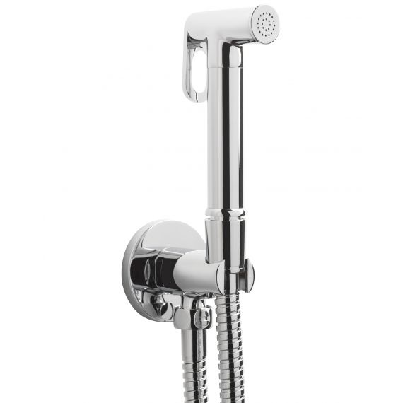 Sagittarius Deluxe Slimline Trigger Douche Set With Hose Outlet