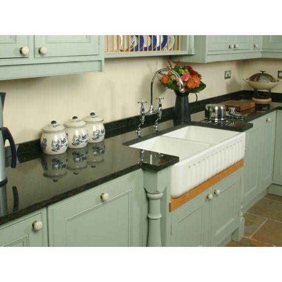 Shaws of Darwen Ribchester 800 Belfast Kitchen Sink SO0800010WH