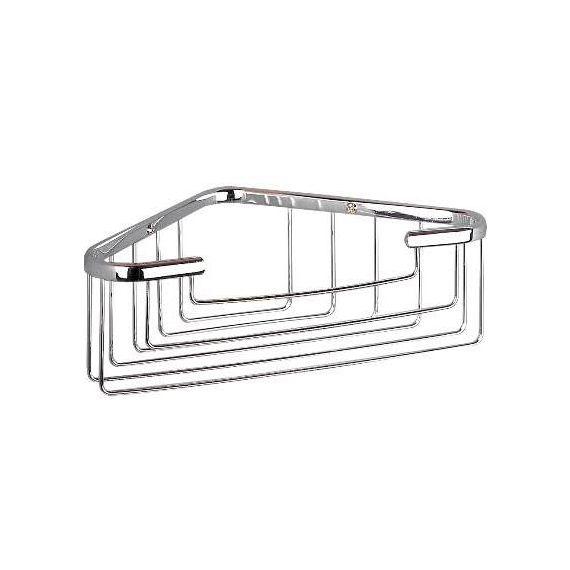 Miller 656c Chrome Brass Corner Basket