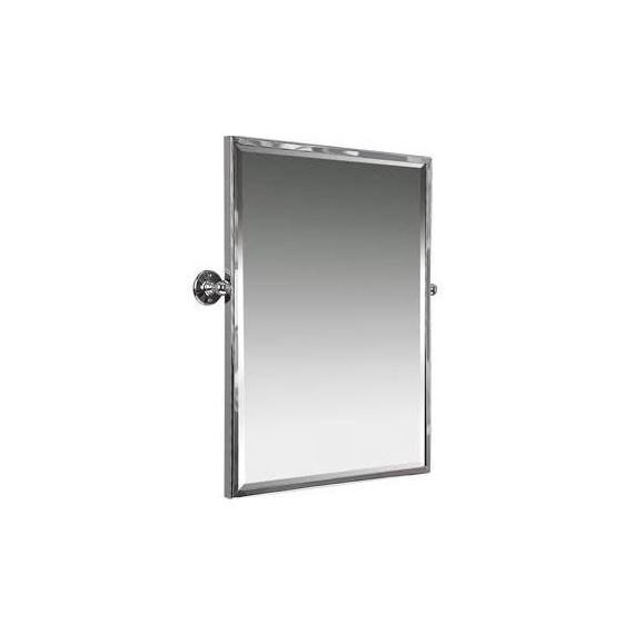 Miller Classic 545 x 610mm Framed Bevelled Swivel Mirror