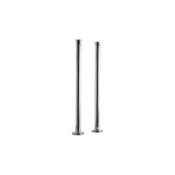 Tre Mercati Minimal Stand Pipes Chrome - 63140
