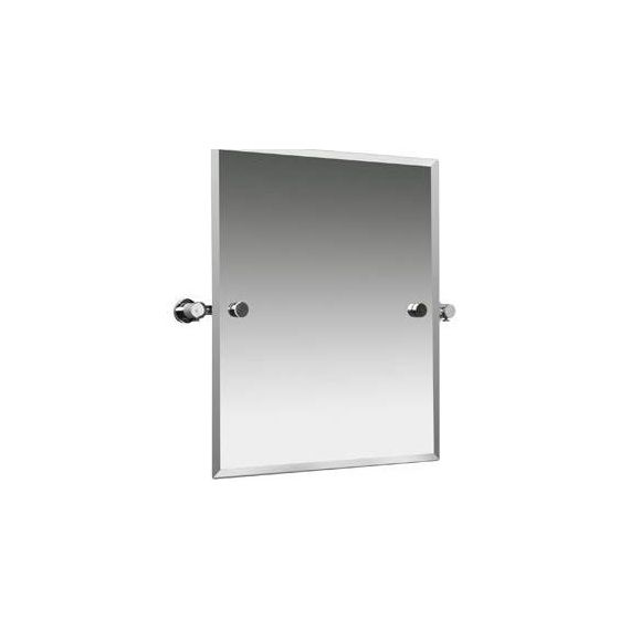 Miller 6741C Bevelling Rectangular Swivel Mirror