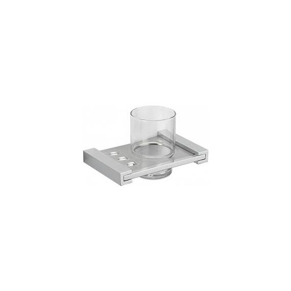 Tre Mercati Turn Me on Wall Mounted Glass Holder - 66220