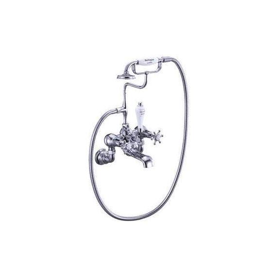 Burlington Birkenhead Regent Wall Mounted Bath Shower Mixer