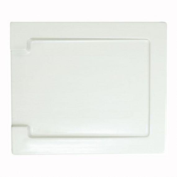 RAK Plain Ceramic Sink Drainer
