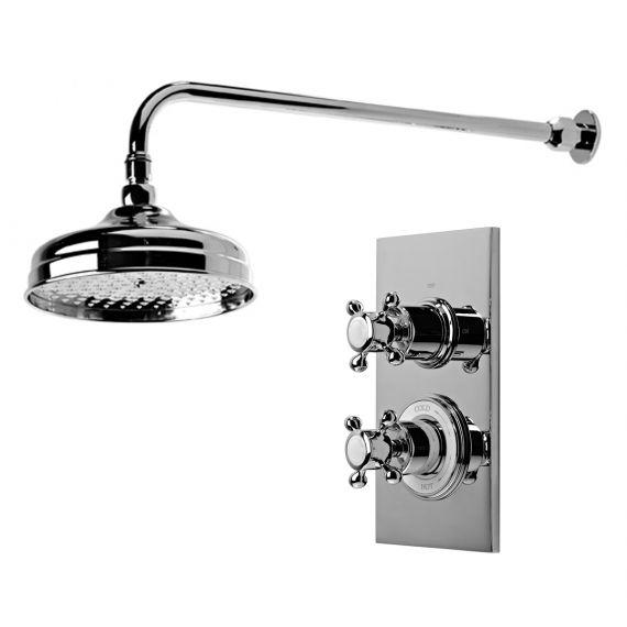 Henley Concealed Shower System SVSET53