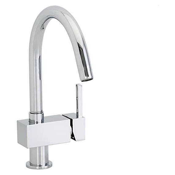 AstraCast Tybers Mono Kitchen Sink Mixer Tap Chrome