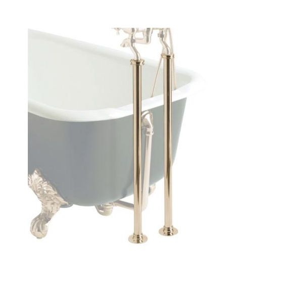 Heritage Freestanding Standpipes Vintage Gold THA20