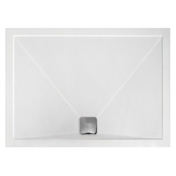TrayMate Elementary Rectangular Shower Tray 900 x 800