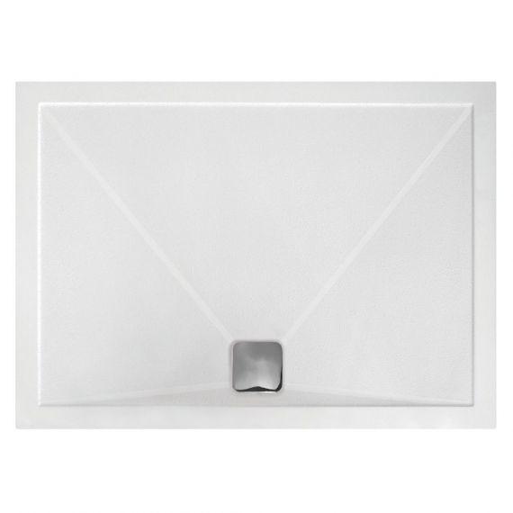 TrayMate Elementary Rectangular Shower Tray 1000 x 800