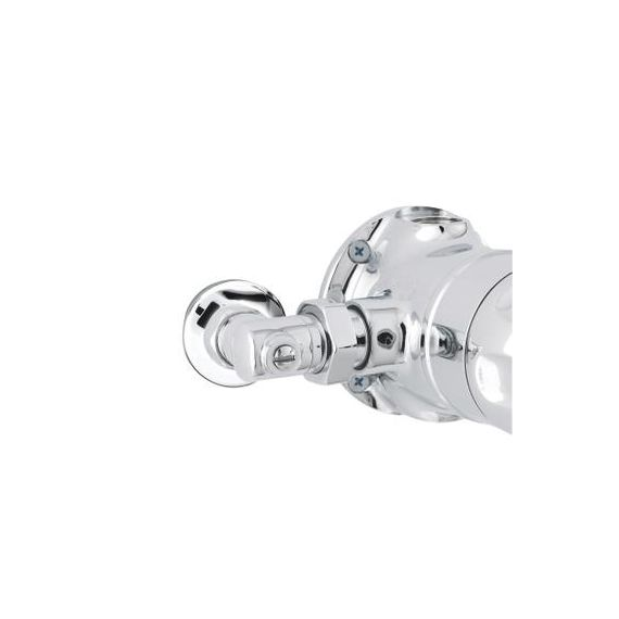 Isolation Elbows For Sequential Valves Chrome
