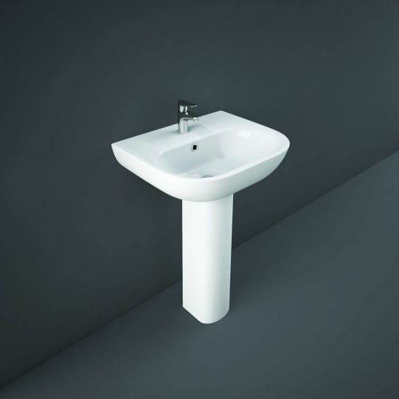 RAK-Tonique 55cm Basin 1th