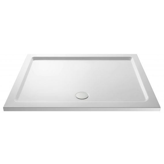 Nuie Rectangular shower tray 1200 x 1000mm