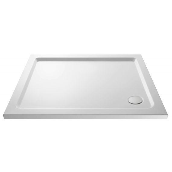 Nuie Rectangular Shower Tray 1000 x 800mm