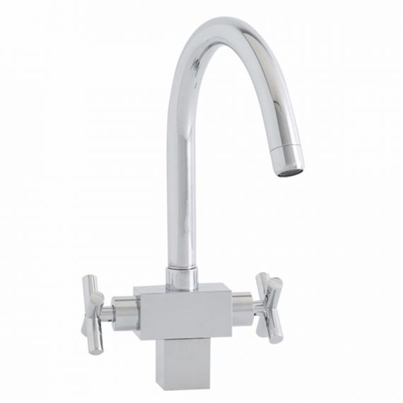 AstraCast Clifford Mono Kitchen Sink Mixer Tap Chrome