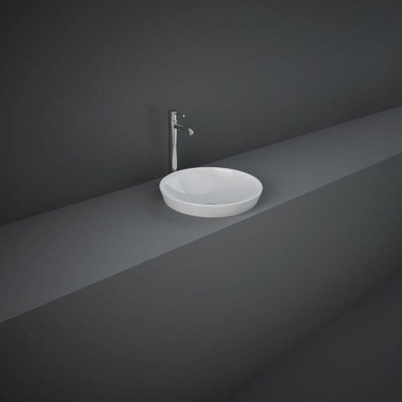 RAK-Variant Round Drop-In Wash Basin 36cm
