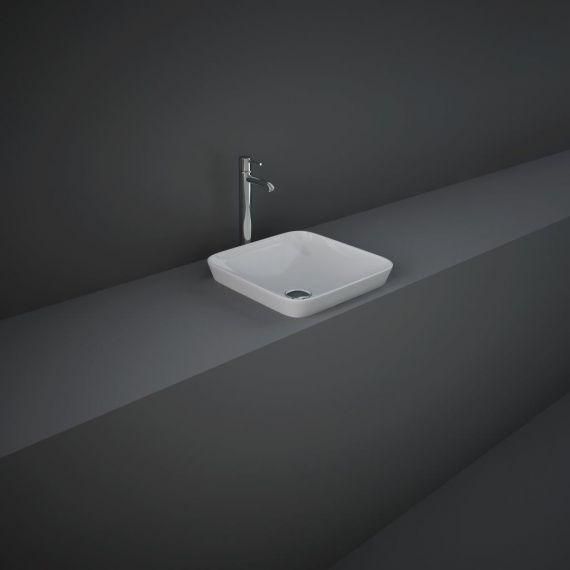 RAK-Variant Square Drop-In Wash Basin 36cm