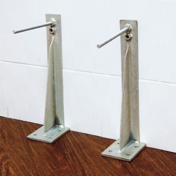 RAK Wall Hung Toilet Support Brackets