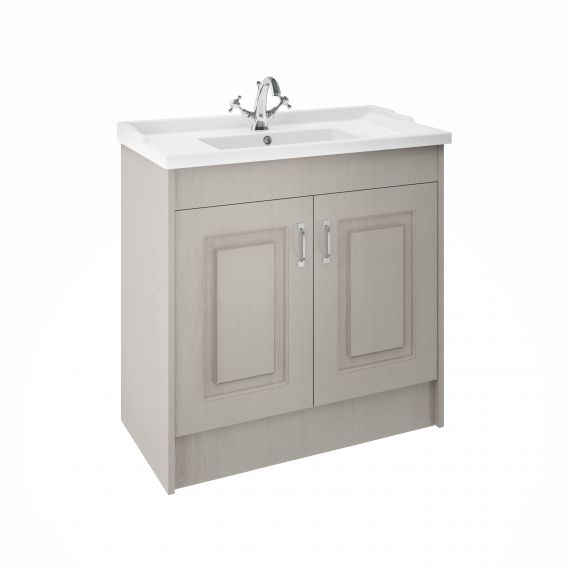 Floor Standing 1000mm Cabinet & Basin